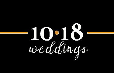 10 Eighteen Weddings
